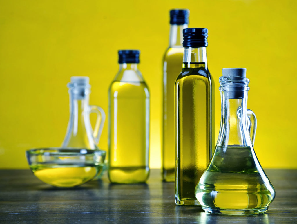 Great Ideas When Cooking With Oils