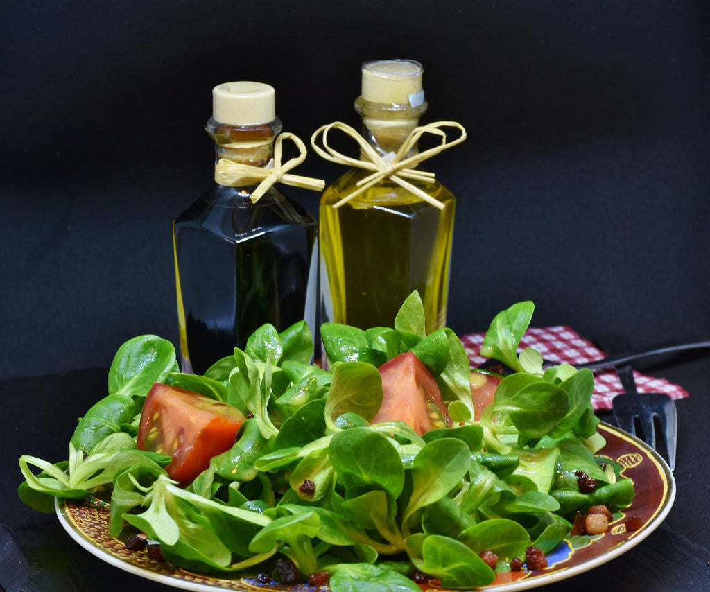 Eat Healthy and Elevate Your Taste Buds With Extra Virgin Olive Oil & Balsamic Vinegar
