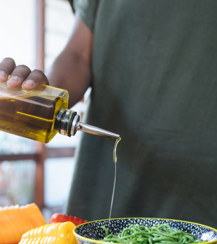 Health Benefits Of Adding Olive Oil To Your Foods