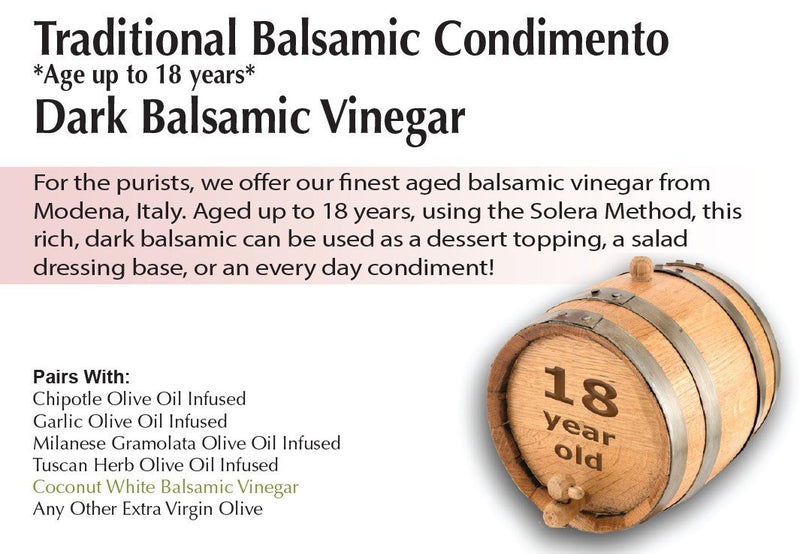 18 Year Aged Balsamic Vinegar - 41 Olive