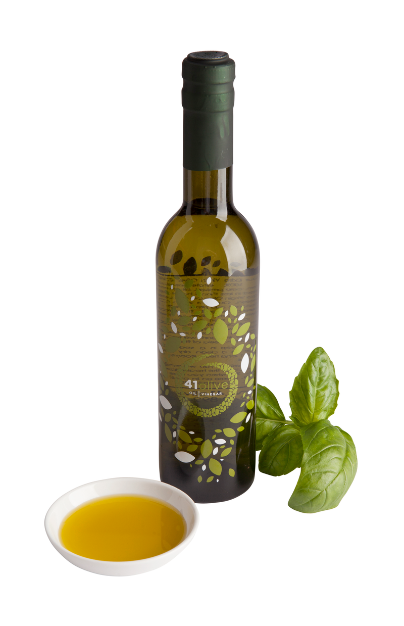 Basil Infused Olive Oil - Infused Olive Oil