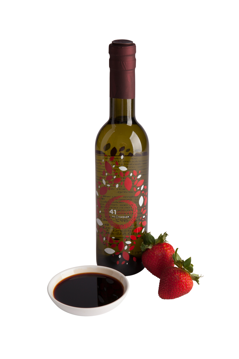 Strawberry Dark Balsamic Vinegar