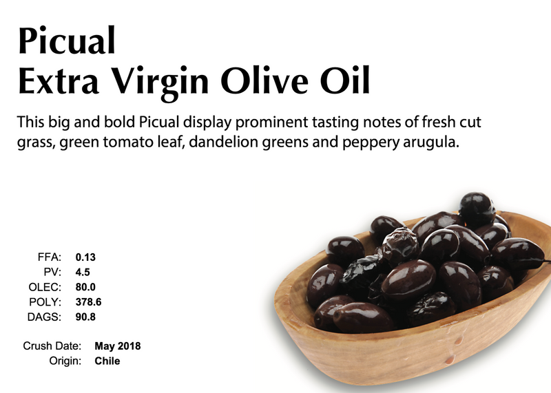 Picual Extra Virgin Olive oil
