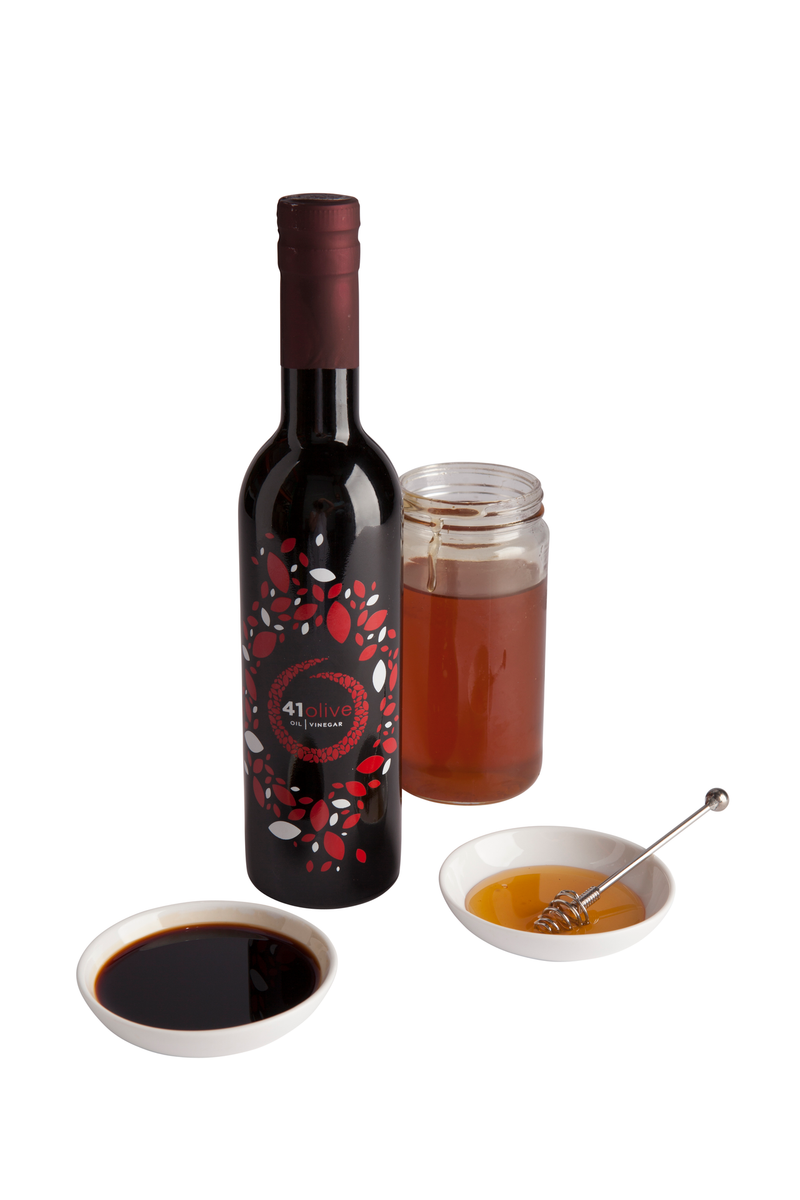 Serrano Honey White Balsamic Vinegar