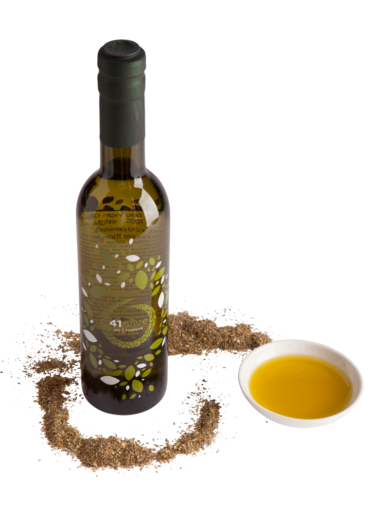 Tuscan Herb Infused Olive Oil - Infused Olive Oil