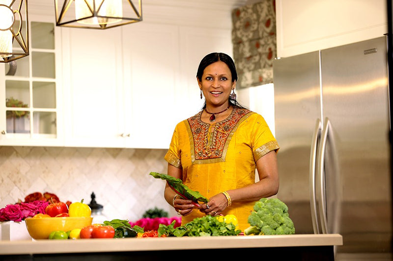 Cooking Demo *Special Guest Sandhiya Ramaswamy Ticket (November 16th, 2018)