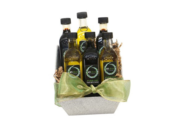 Starter Set | Olive Oil | Extra Virgin Olive Oil | Balsamic Vinegar