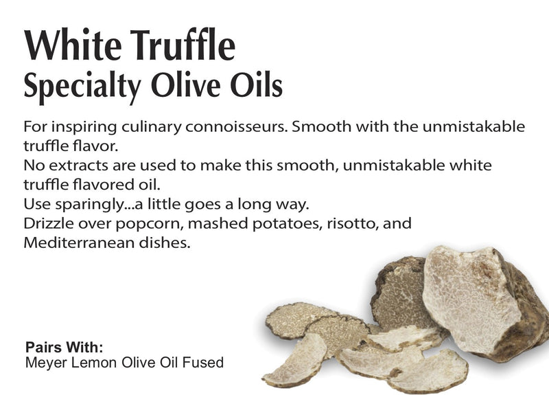White Truffle - Specialty Olive Oils