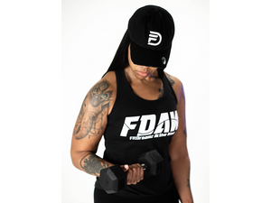 FD WOMEN (COMPRESSION) TANK TOPS