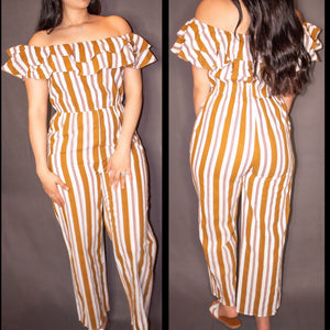 Kelly Ruffle Jumpsuit