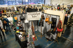 our favorite new craft show in Seattle- Renegade Craft!