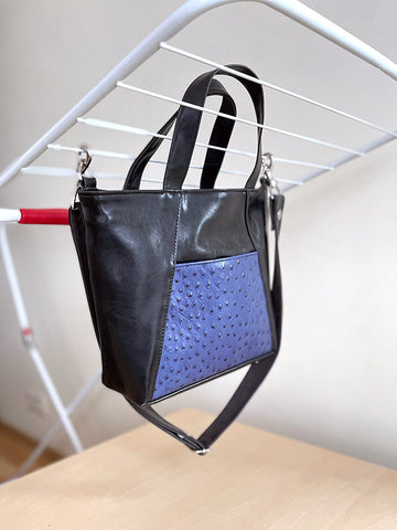 Drying leather bag