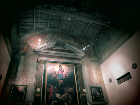 chapel at san miniato