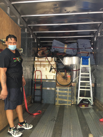 adrian of busy movers saved us money and stress by helping us move