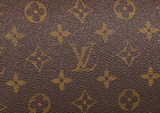 louis vuitton coated canvas monogram material