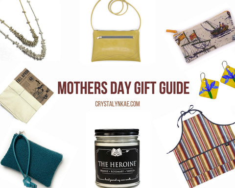 handmade mothers day gift guide