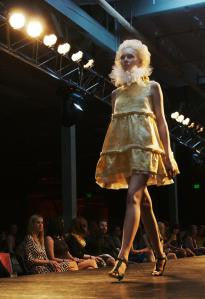 thaw-fashion-show-yellow-dress