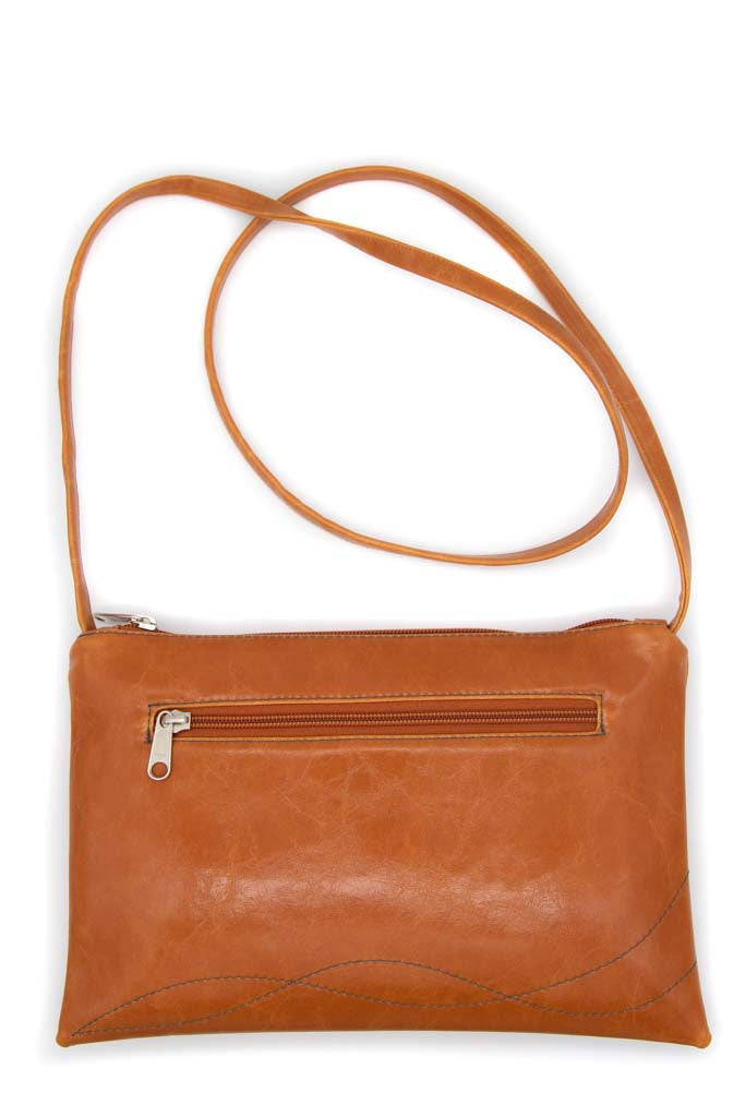 Bossa Nova Medium Crossbody - Butterscotch