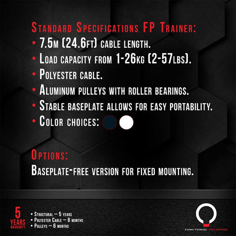 The Dual Arm FP Trainer