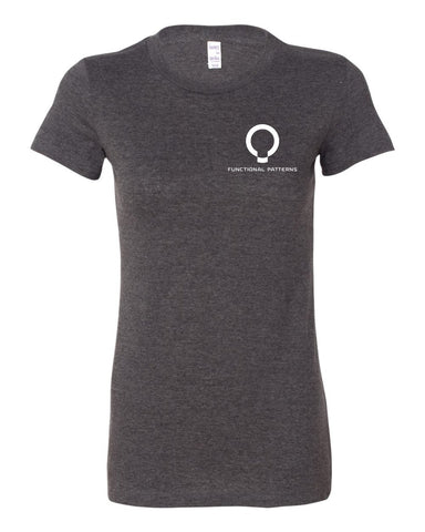Women's Tee - Dark Grey Heather