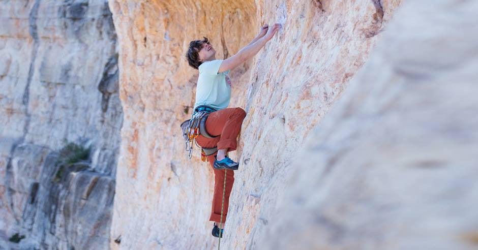 New: Ramblas Organic Climbing Chinos for Men