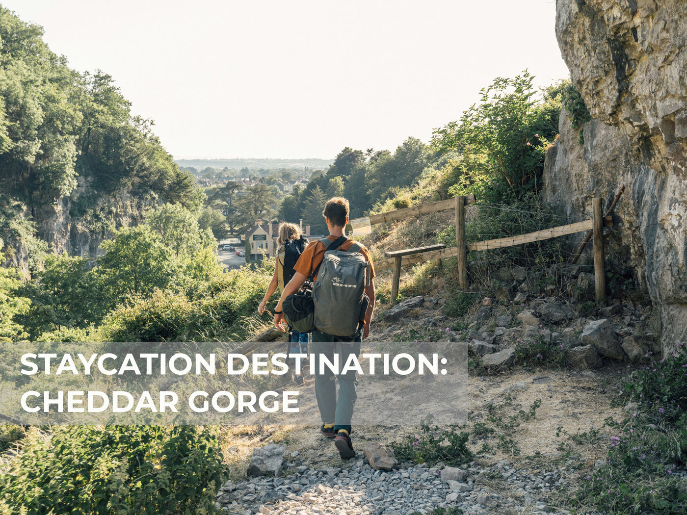 Staycation Destination: South West Sport Climbing Cheddar Gorge