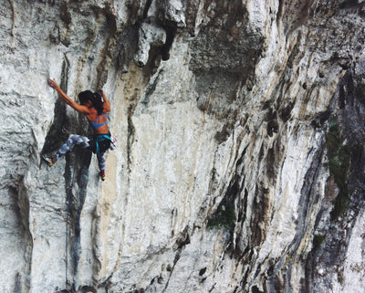Climbing in Mexico by Ambassador Vicki Hau