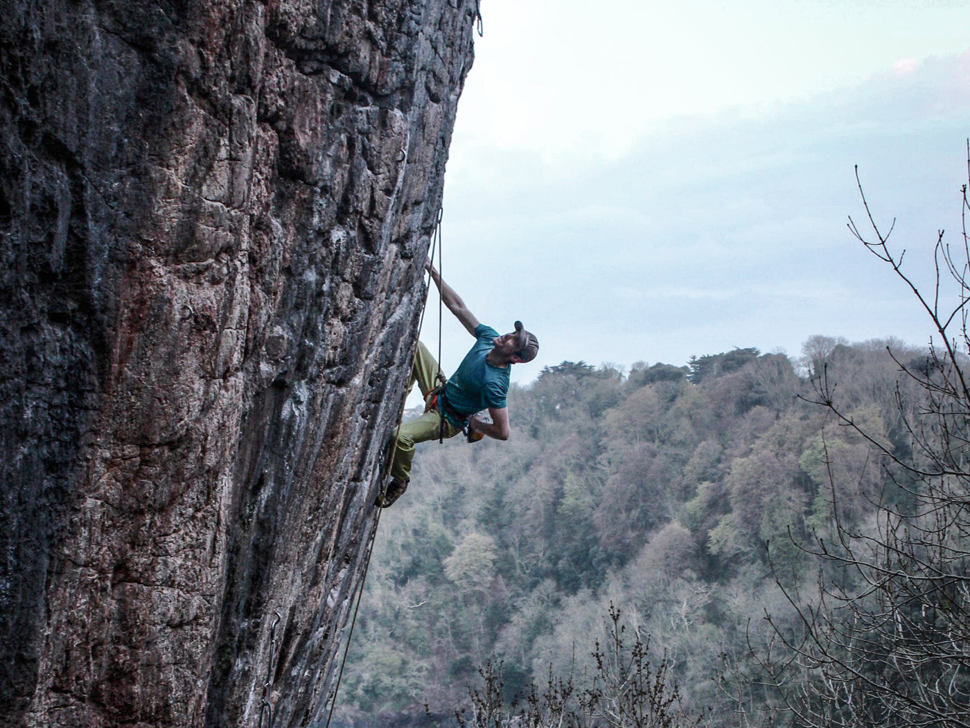What's holding you back from climbing 8a?