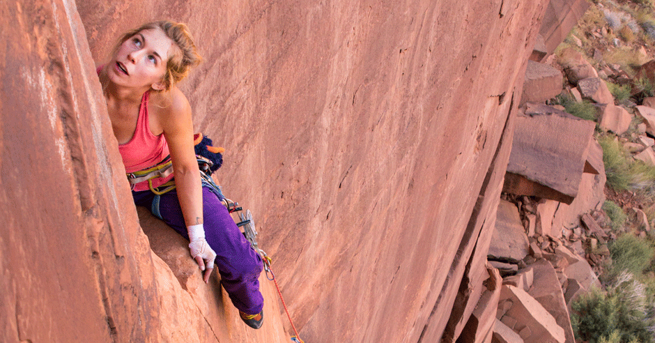 3RD ROCK Expedition: Irene Yee Establishes New 5.11 Off-Width