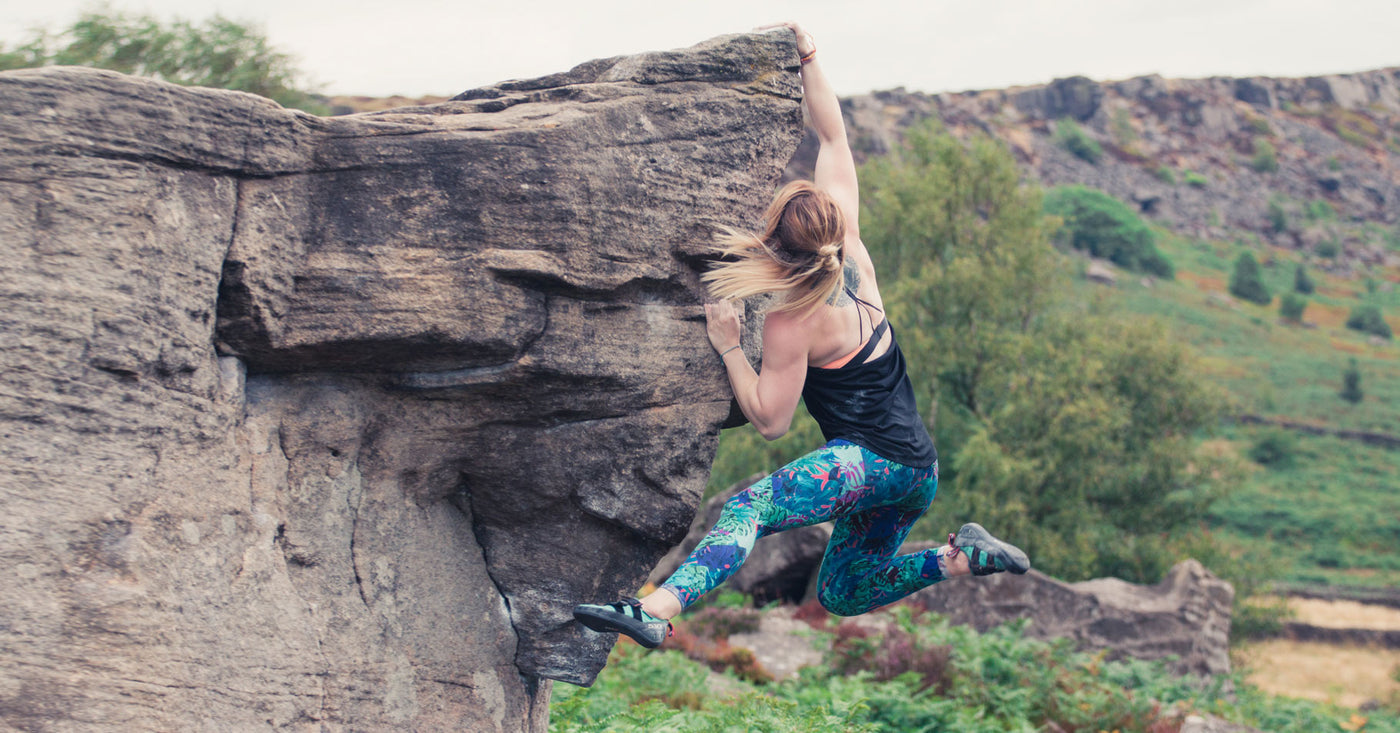 The Best Peak District Boulders (up to f7a)