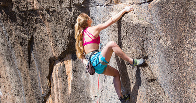 The Perfect Women's Climbing Shorts