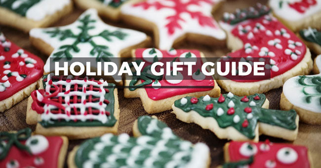 HOLIDAY GIFT GUIDE FOR CLIMBERS