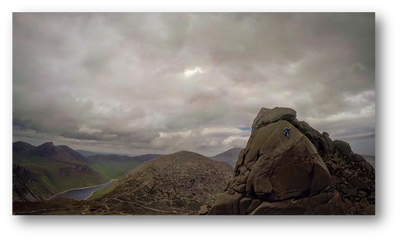 Our Wee Country: Climbing in Ireland by Jake Haddock