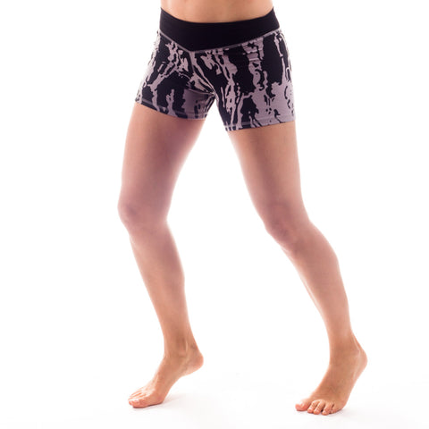JUPITER - Short Shorts That Aren't TOO short! - Black