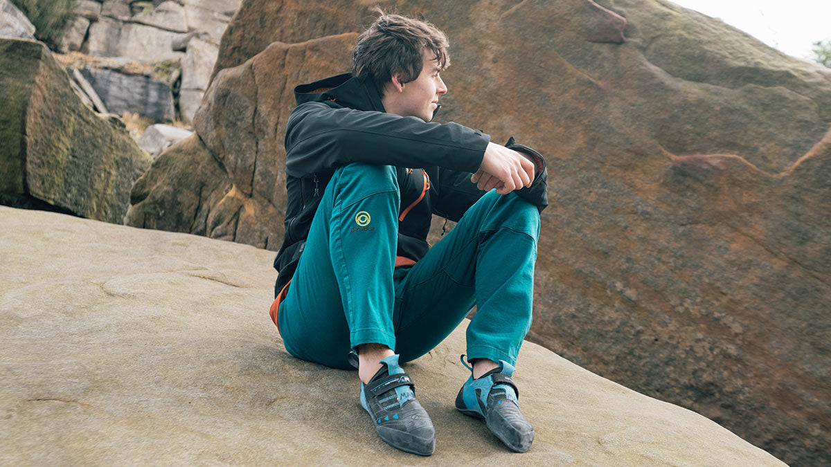 3RD ROCK organic cotton climbing trousers