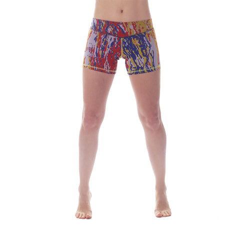 Jupiter -  Barking Mad Printed Fun Shorts