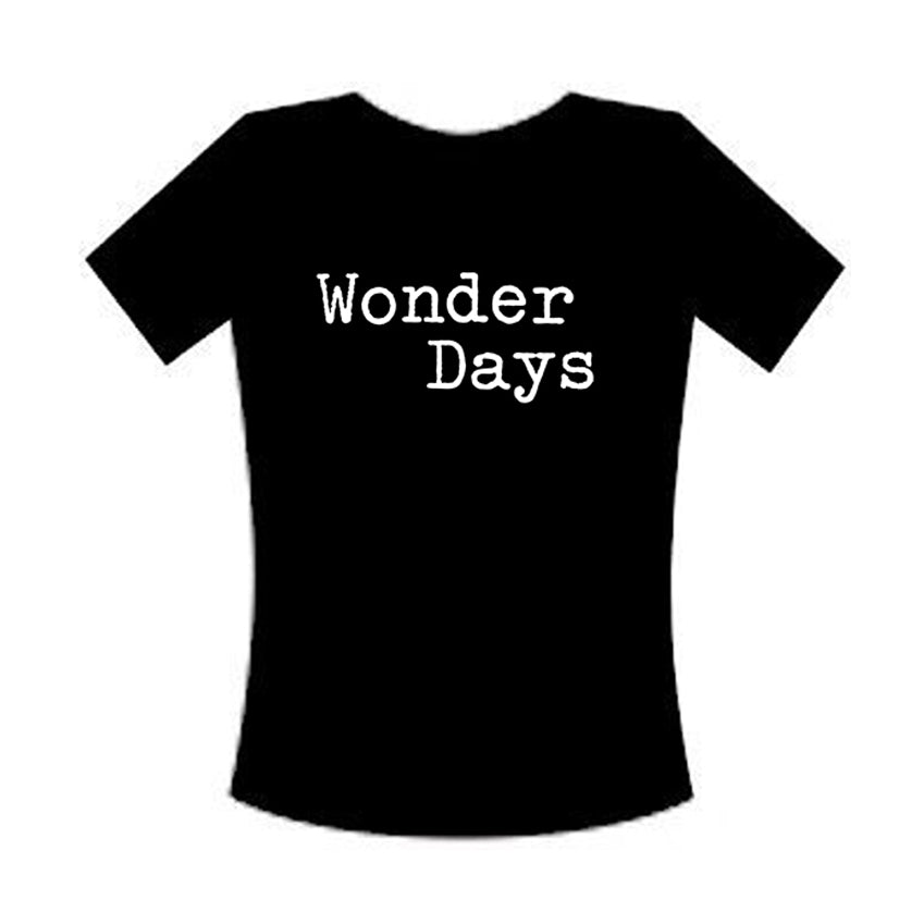 0315 Wonder Days Ladies Tee
