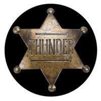 0305 Sheriff Badge