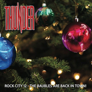 Rock City 12 - The Baubles Are Back In Town CD