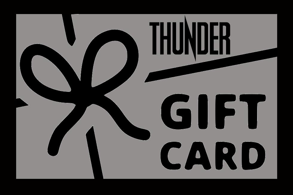 Thunder Online Shop Gift Card