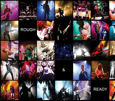 Rough & Ready (Live) CD