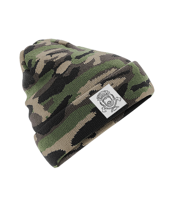 "BONNET | ""Woodlife"" - Camo - Woodlife - Les Bûcherons"