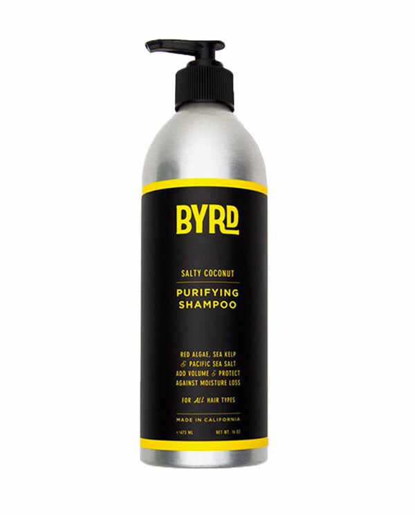 Shampoing Homme Byrd (473ml) - Woodlife - Les Bûcherons