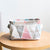 Colorful Printed Canvas Foldable Storage Basket Organizer