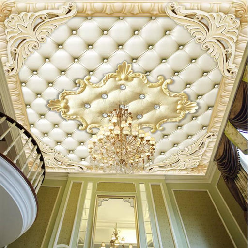 3D Ceiling - Classic Soft Case Mural Ceiling Self-Adhesive Stickers