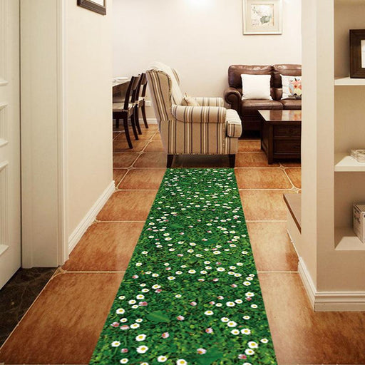 3D Flooring - 3D Meadow Flowers Wall & Floor Self-Adhesive Stickers
