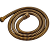 Antique Brass Finished Stainless Steel Shower Hose