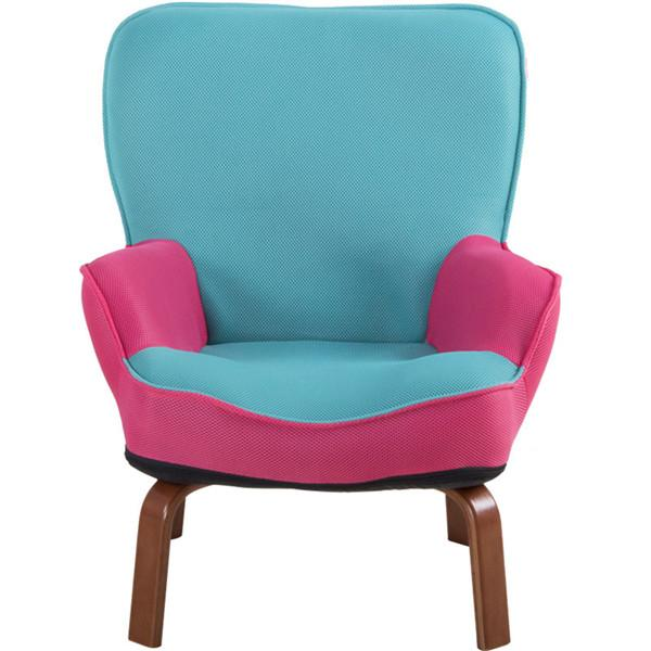 Brilliant Low Sofa Mesh Fabric Wood Legs Accent Arm Chair Caraccident5 Cool Chair Designs And Ideas Caraccident5Info