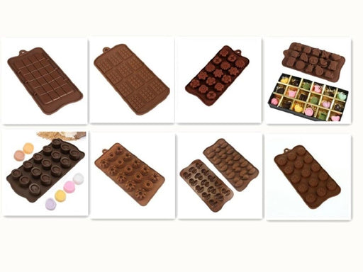 Baking Tools & Accessories - Silicone Mold Chocolate Cake Baking Tools