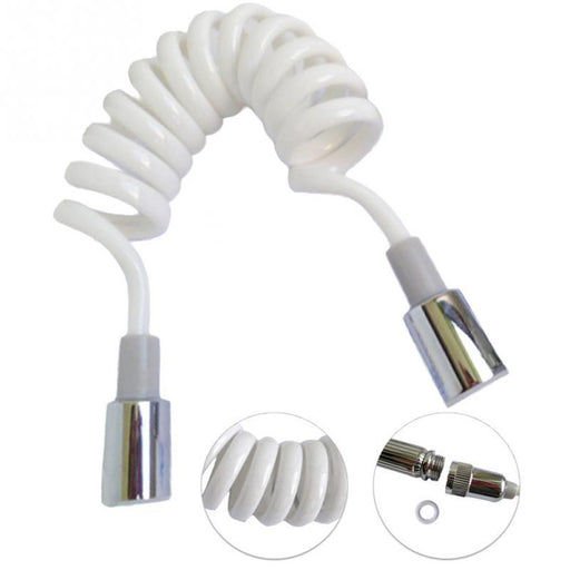 Bathroom Hose - Flexible Spring Shower Hose For Water Plumbing